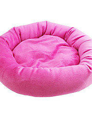 aleatório cor canil pet ninho pad uma variedade de ninho pratos ninho gato pode ser lavado outono aberto e inverno material morno pet