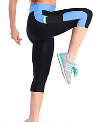 Women's Running Pants/Trousers/Overtrousers Bottoms Breathable Compression Lightweight Materials Stretch Yoga Exercise & Fitness Running