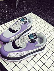 2017 versão coreana da boca rasa sapatos femininos sapatos de corrida grossa crosta maré sapatos feminino estudante sapatos lisos, sapatos