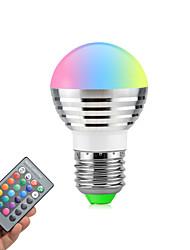 1Pcs Lovely 16 Colors Rgb Decor Atmosphere Led Night Light   Led Lamp Spotlight Bulb  Ir Remote
