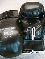 Gants de Boxe Gants de Boxe d'Entraînement pour Boxe Art martial mitaines Résistant aux Chocs Antiusure Coussin Haute élasticité Protectif