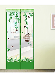 Mosquito Curtain Polyster withFeature is Encryption&Magnetic , For Door&Window