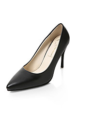 Women's Heels Spring Summer Formal Shoes Light Soles PU Office & Career Party & Evening Dress Stiletto Heel