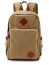 45 L Rucksack Wasserdicht tragbar Braun