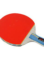 3 Estrellas Ping Pang/Tabla raquetas de tenis Ping Pang Madera Mango Corto Las espinillas
