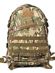 55 L Rucksack Multifunktions Schwarz andere Tarnfarben Armeegrün