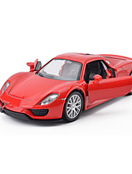 Pull Back Vehicles Model & Building Toy Car ABS