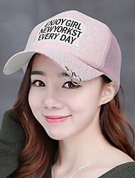 Lace Joker Outdoor Leisure Baseball Cap Sunscreen Splicing Mesh Snapback Hats for Men Women Unisex Fitted Hat