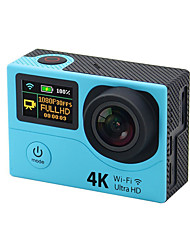 12MP 5MP 4608 x 3456 Wifi Wasserdicht Praktisch Kabellos G-Sensor Dual Screen Weitwinkel Multi-Funktion 60fps 30fps ± 2 EV 2 CMOS 32 GB