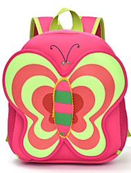 Kids Backpack Nylon All Seasons Casual Bucket Bowknot Zipper