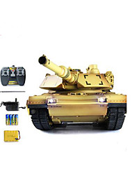 Tank 1:24 Brushless Electric RC Car 50 2.4G Ready-To-Go Tank Remote Controller/Transmitter User Manual