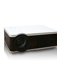 HTP LED-106 LCD 600*800 Support HD 1080P Home Theater Video Projector