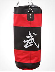 Sandbag livre do boxing do combate para homens e mulheres que penduram o tipo