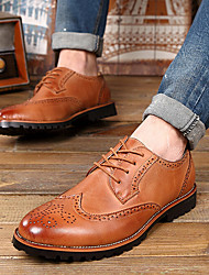 Men's Boots Summer T-Strap Rubber Casual Flat Heel