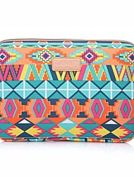 for Touch Bar Macbook Pro 13.3/15.4 Macbook Air 11.6/13.3 Macbook Pro 13.3/15.4 Geometric Diamond Lattice Design Shockproof Laptop Sleeve Bag