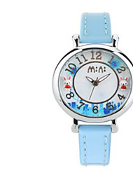 Men's Women's Fashion Watch Quartz / Alloy Band Casual Silver Brand