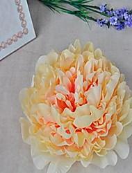 1 Ast Faser Pfingstrosen Tisch-Blumen Künstliche Blumen 20*20*5