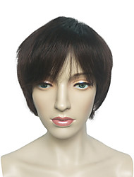 Top Quality Capless Short Bob Wig Synthetic Fiber Costume Party Wig