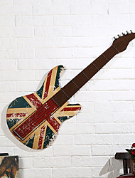 Wall Decor Metal Modern Guitar Wall Decoration Wall Art1