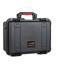 16 L Waterproof Dust Proof Wearable Hardshell Multifunctional Shockproof Black