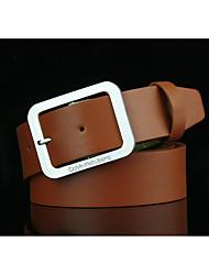 Unissex Casual Liga Velcro Cinto para a Cintura