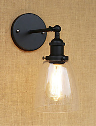 AC 110-130 AC 220-240 40 E26/E27 Country Retro Painting Feature for Mini Style Bulb Included Eye Protection Ambient Light Wall Sconces