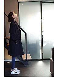 Korean models waist jeans nine points pants feet pencil pants leggings