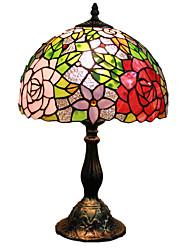 40 Moderno/ Contemporâneo Luminária de Escrivaninha , Característica para Proteção para os Olhos , com Pintado Usar Interruptor On/Off