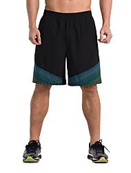 Vansydical® Men's Running Crop Quick Dry Spring Summer Exercise & Fitness Terylene Slim Athleisure Fashion