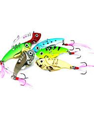 10 Stück Harte Fischköder Zufällige Farben 12 g Unze mm Zoll,Metall Angeln Allgemein