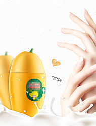 1Pcs Mango Milk Water Embellish Hand Cream Hydrating Moist Hands Peels