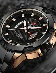 Watches Men Luxury Brand NAVIFORCE Military Watches Men's Quartz Date Clock Man Full Steel Sports Wrist Watch Relogio Masculino