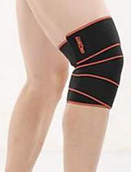 Knee Brace Stretch Bandage for Fitness Badminton Basketball Football Cycling/Bike Running UnisexAdjustable Breathable Easy dressing