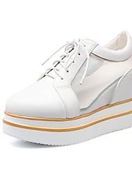 Женская осенняя обувь летняя осень клубная обувь pu tulle office&Карьера участника&Вечернее платье кружевное