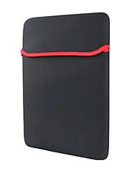 tablet pc forro geral pacote sbr bolsa de computador material de mergulho 8 polegadas unisex preto simples