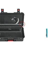 36 L Waterproof Dust Proof Wearable Hardshell Multifunctional Shockproof Black