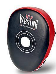 l'entraînement en force Sanda noir / boxe pad pu boxe