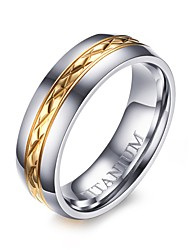 100% Titanium Ring for Women Jewelry Female Wedding Band Ring