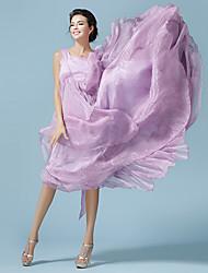 Femme d'été nouvelle tenue coréenne mince et mince de tencel robe de jupe robe de mariée