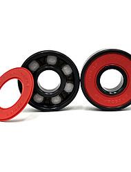 Céramique Métal Roulement Roulements de Skateboard ABEC-9