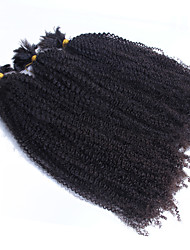 Long Hair Afro Kinky Bulk Hair For Braiding 8A Afro Kinky Curly Virgin Human Hair For Braiding Bulk Braids
