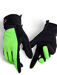 Outdoor Sports Riding Gloves Men And Women Thin Section Of Silicone Anti - Skid Breathable Quick - Drying Mountain Climbing All Gloves