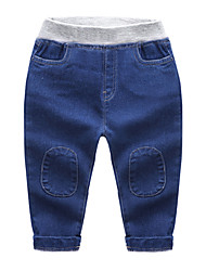 Boys' Casual/Daily School Solid Pants-Cotton Spring Fall