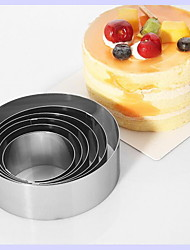 Mold Friut For Cake Stainless Steel DIY