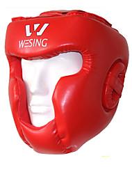 solide pu sport couvre-chef de boxe de protection
