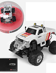 Mini Miniature Charge Remote Control Sports Car Coke Cans Tank Racing Tank Off-road Car Children's Toys