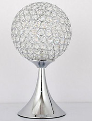 40 Modern/Contemporary Table Lamp , Feature for LED Eye Protection , with Chrome Use On/Off Switch Switch