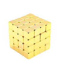 Magnet Toys 125 Pieces MM Stress Relievers Magnet Toys Magic Cube Executive Toys Puzzle Cube For Gift