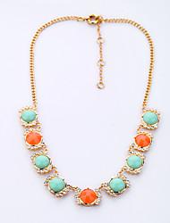 Colliers de femmes bijoux en irrégulier design unique bijoux euramerican pour cadeau valentine 1pc