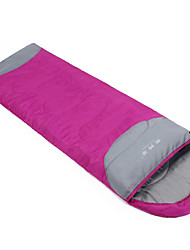 Sleeping Bag Rectangular Bag Single 5 Hollow Cotton 220X70 Camping Traveling Breathability Portable Keep Warm